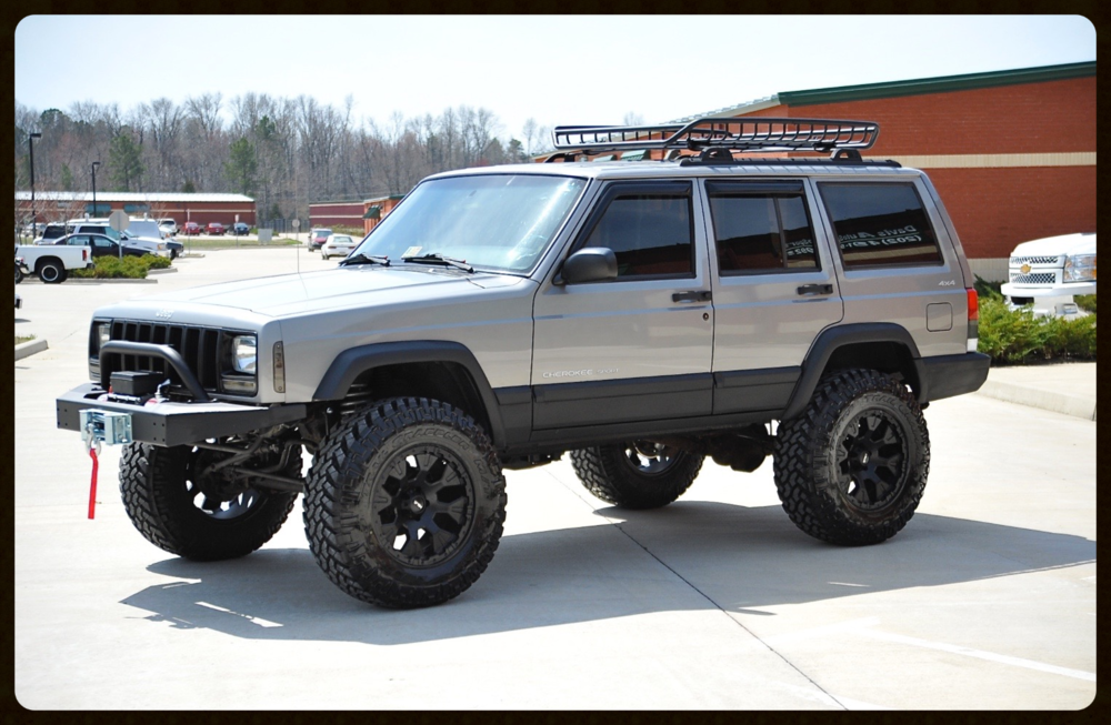 Lifted Jeep Cherokee For Sale Jeep Cherokee Xj For Sale Jeep Cherokee Lift Kit Jeep Cherokee Jeep Cherokee Xj Lifted Jeep Cherokee