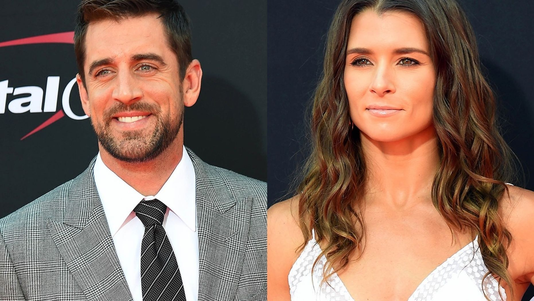 Danica Patrick Aaron Rodgers Romance Heating Up Report Says Danica Patrick Aaron Rodgers Aaron