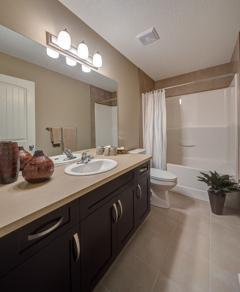 Main Bathroom   Narrow bathroom, New homes, Home