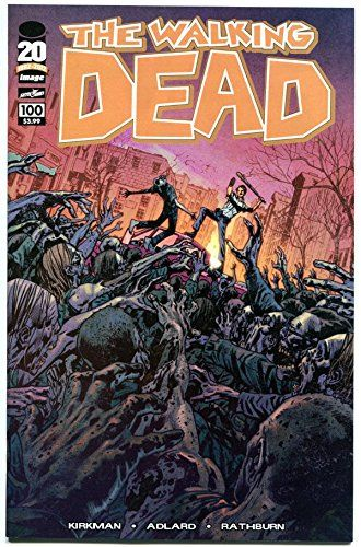 WALKING DEAD #100 NM Zombies Horror Robert Kirkman 2003more WDs in store H @ niftywarehouse.com #NiftyWarehouse #WalkingDead #Zombie #Zombies #TV
