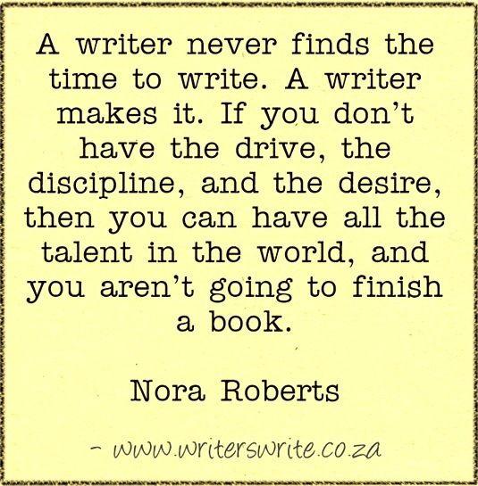 Quotable - Nora Roberts