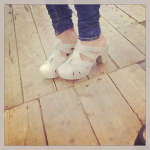 Clogs from Swedish calou fashion