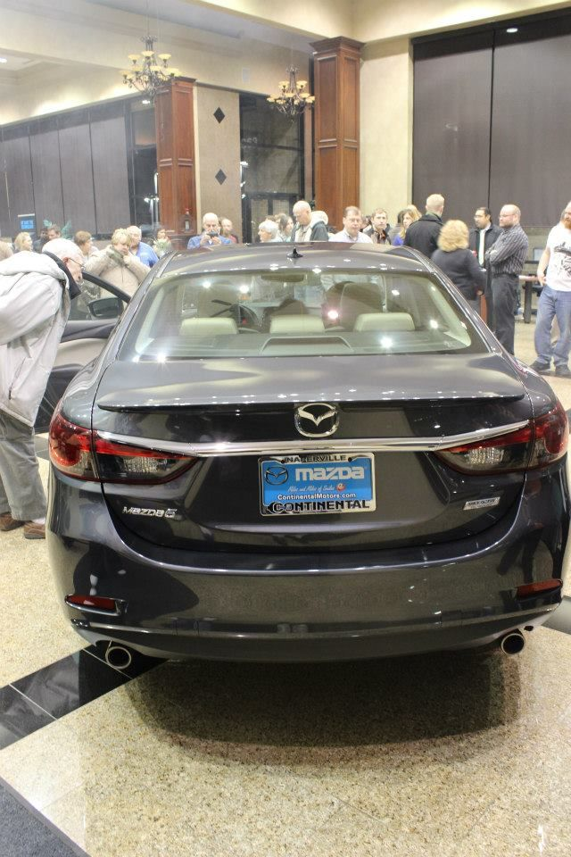 Launch Event Hosted By Continental Mazda Of Naperville