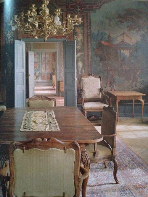 1840 Interior Design: Classical Swedish Architecture & Interiors,1650-1840 By