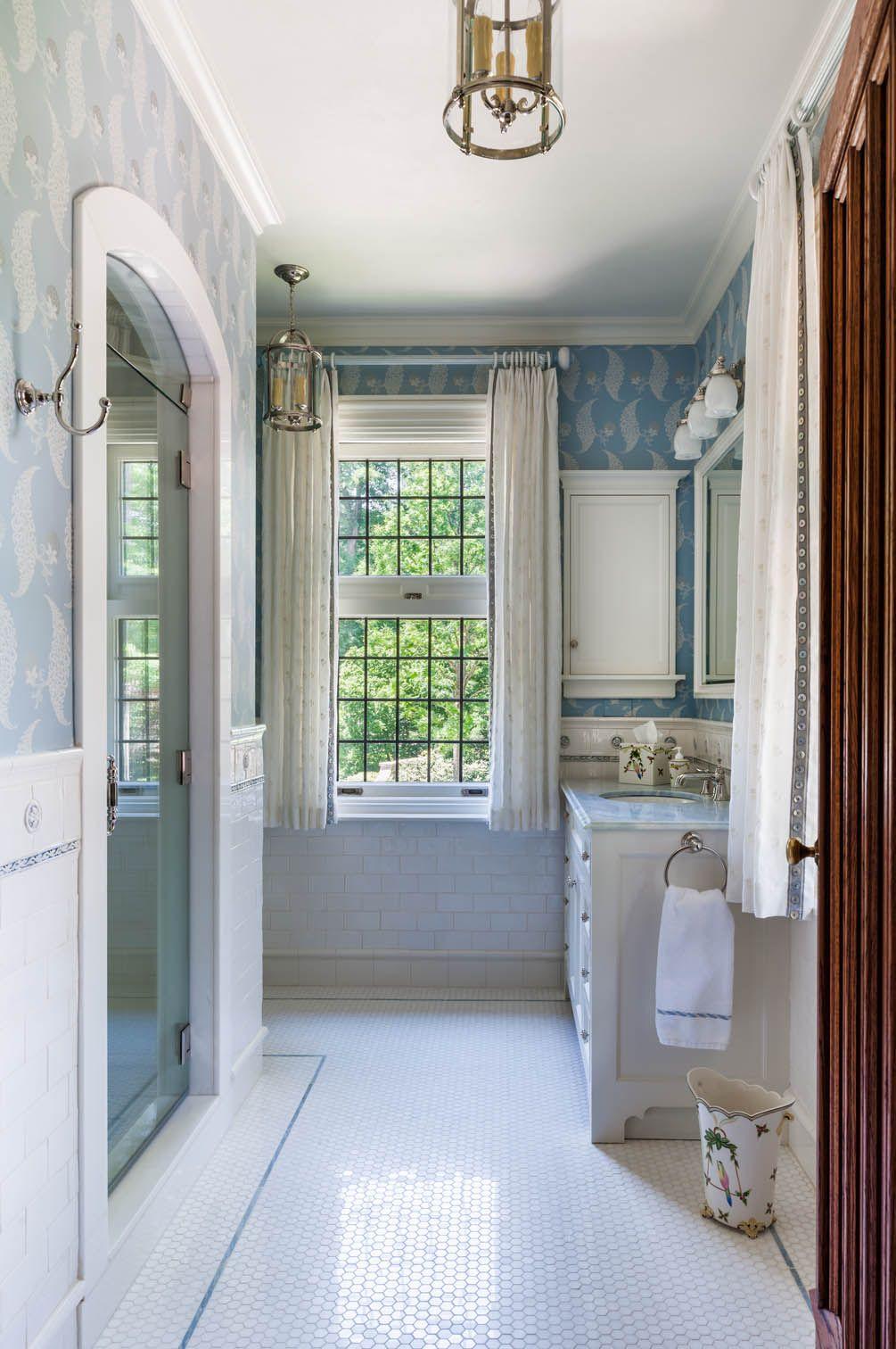 Simple Elegant And Bright A Perfect Guest Bath Dressing Room Design Guest Bath Beautiful Bathrooms