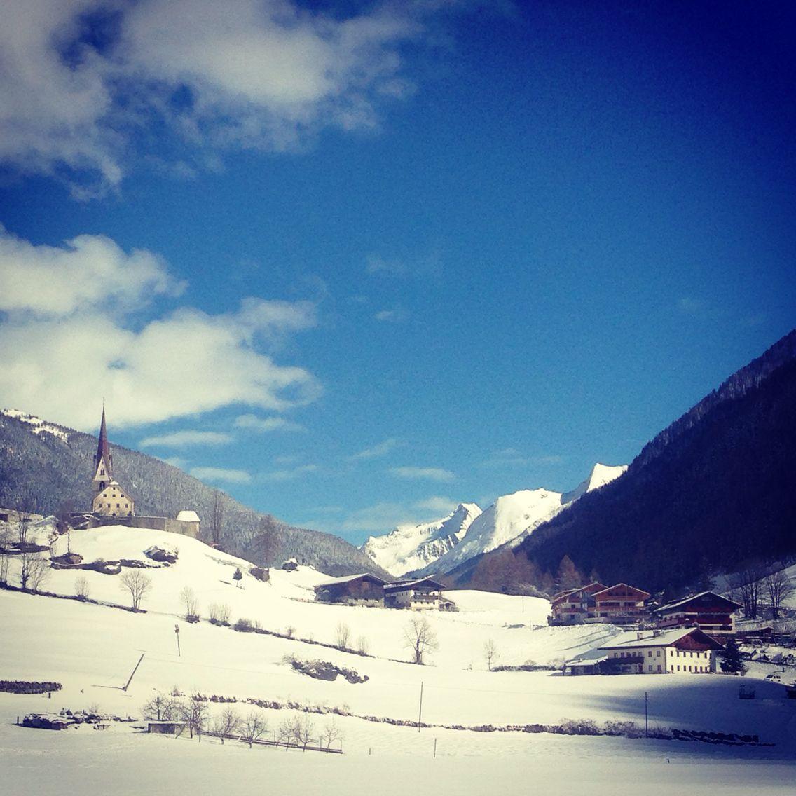 #winterwonderland #ahrntal