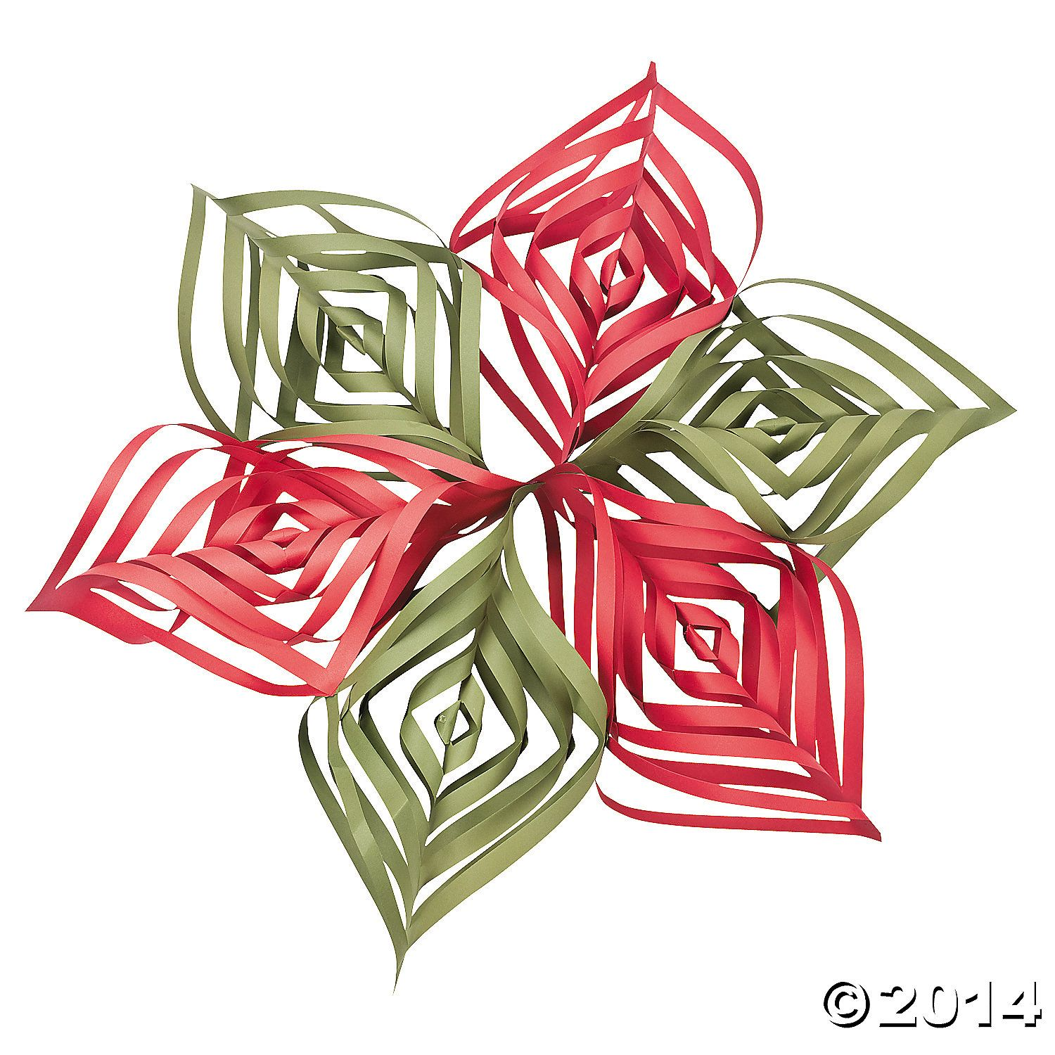 Large+Paper+Christmas+Star+Idea+-+OrientalTrading.com