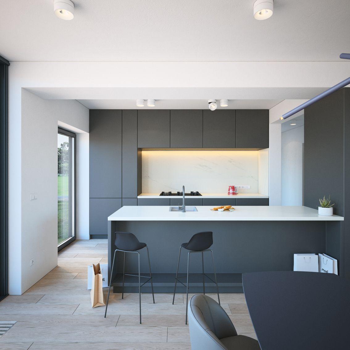 Pin On Nowoczesne Domy Modern Houses