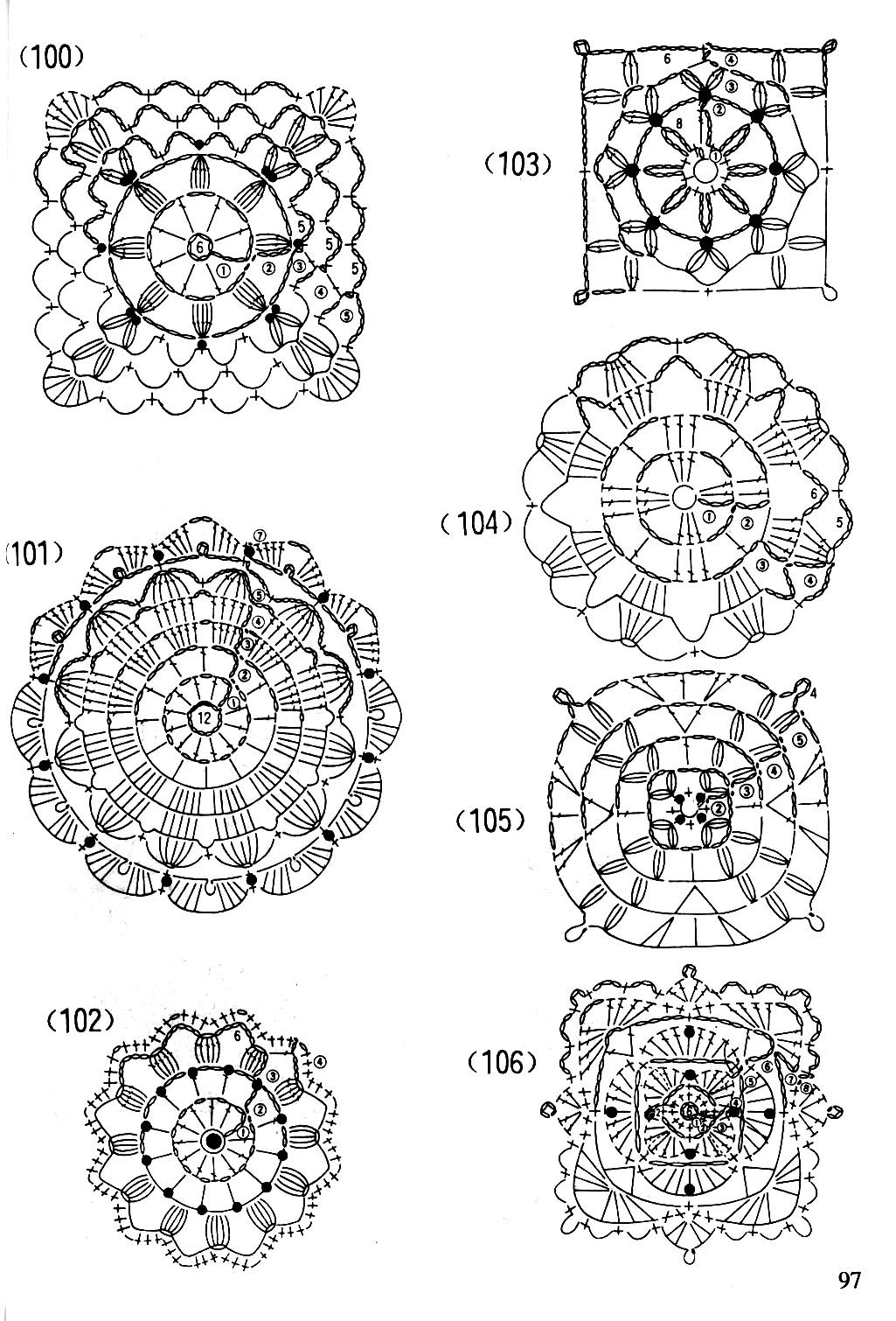Motif diagrams crochet pinterest crochet crochet motif and crochet diagram bankloansurffo Image collections