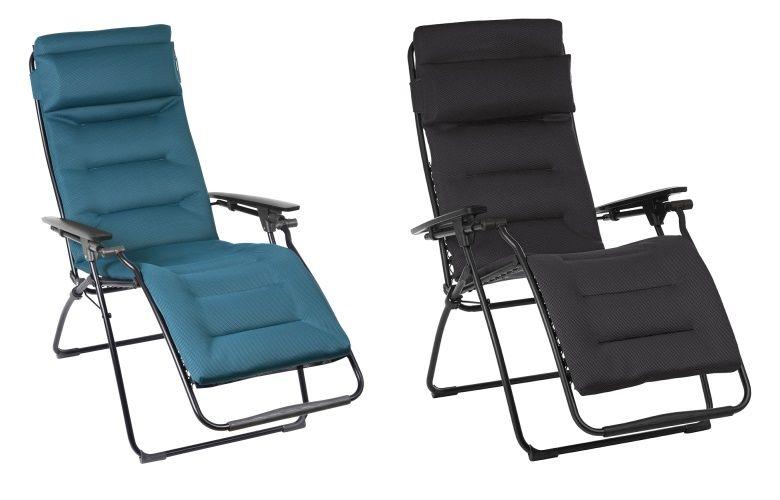 Lafuma Relax-Sessel Sonderposten eingetroffen! Teilweise bis zu 39 ...