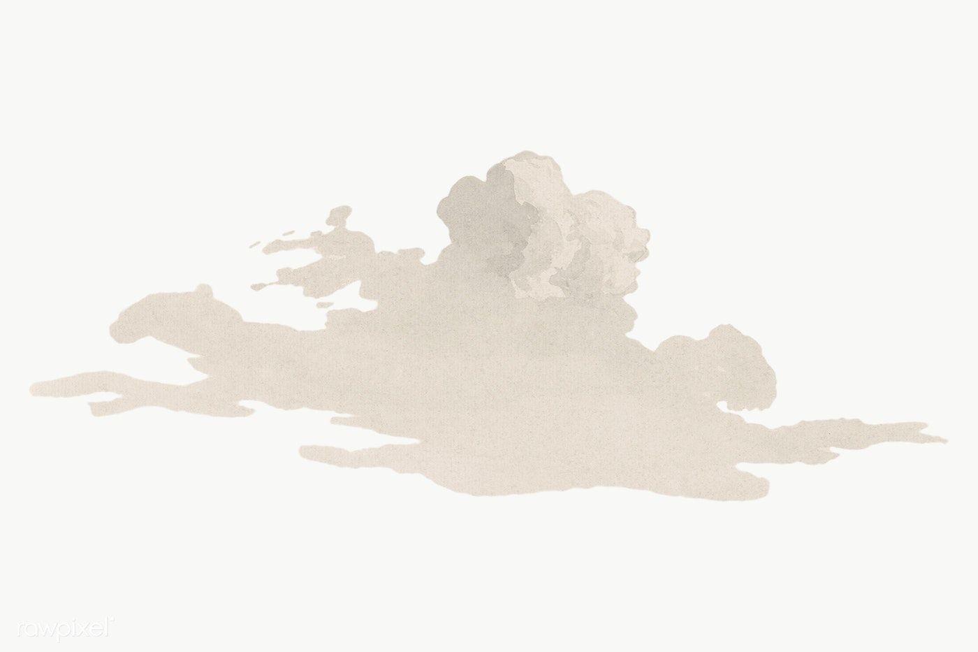Download Premium Png Of Pastel Cloud Transparent Png 2109264