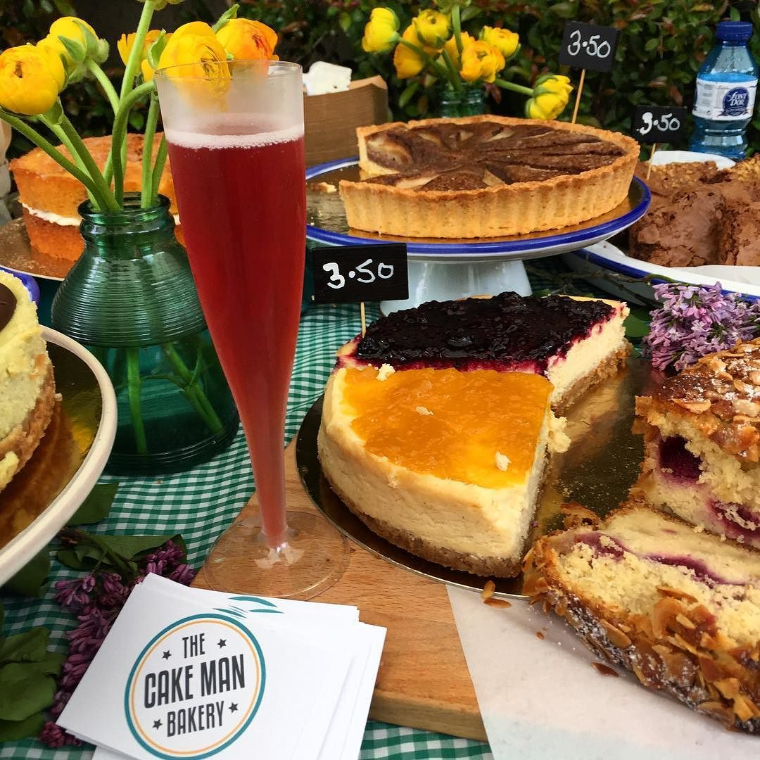 Breakfast for Champions!!! #paloaltomarket #thecakeman #thecakemanbakery #lovecake #cakeandcava by thecakemanbakery