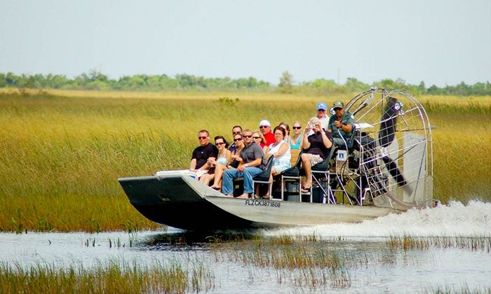 Coopertown Airboat Tours Everglades Airboat Airboat Rides Boat Tours