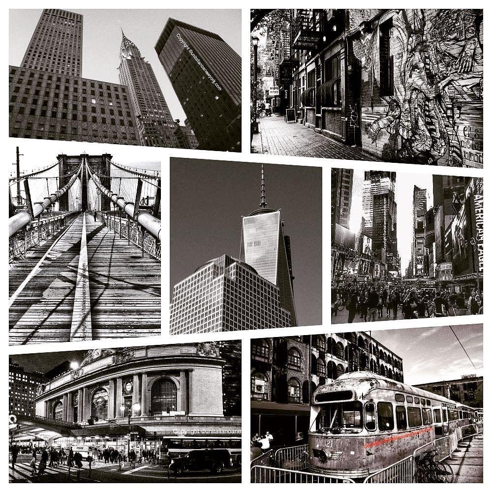NYC #pictures #collage #iloveny #photographyeveryday #photonewyork ...