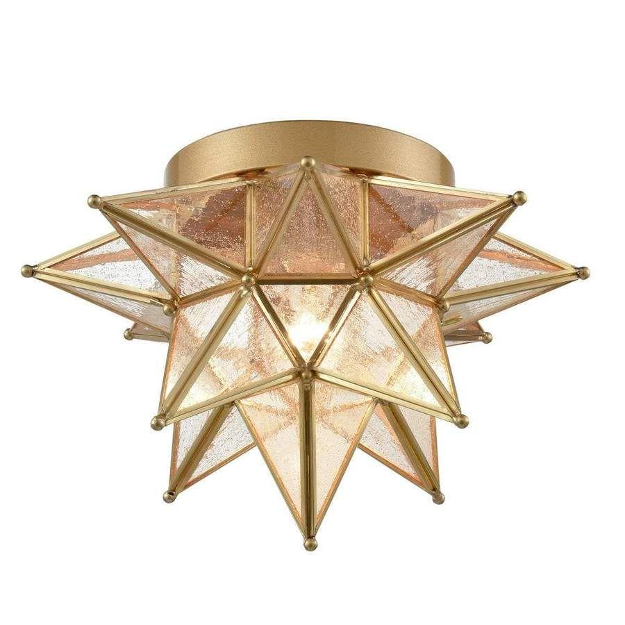Moravian Star Moroccan Ceiling Lamp In 2020 Star Lights On Ceiling Ceiling Lamp Star Ceiling