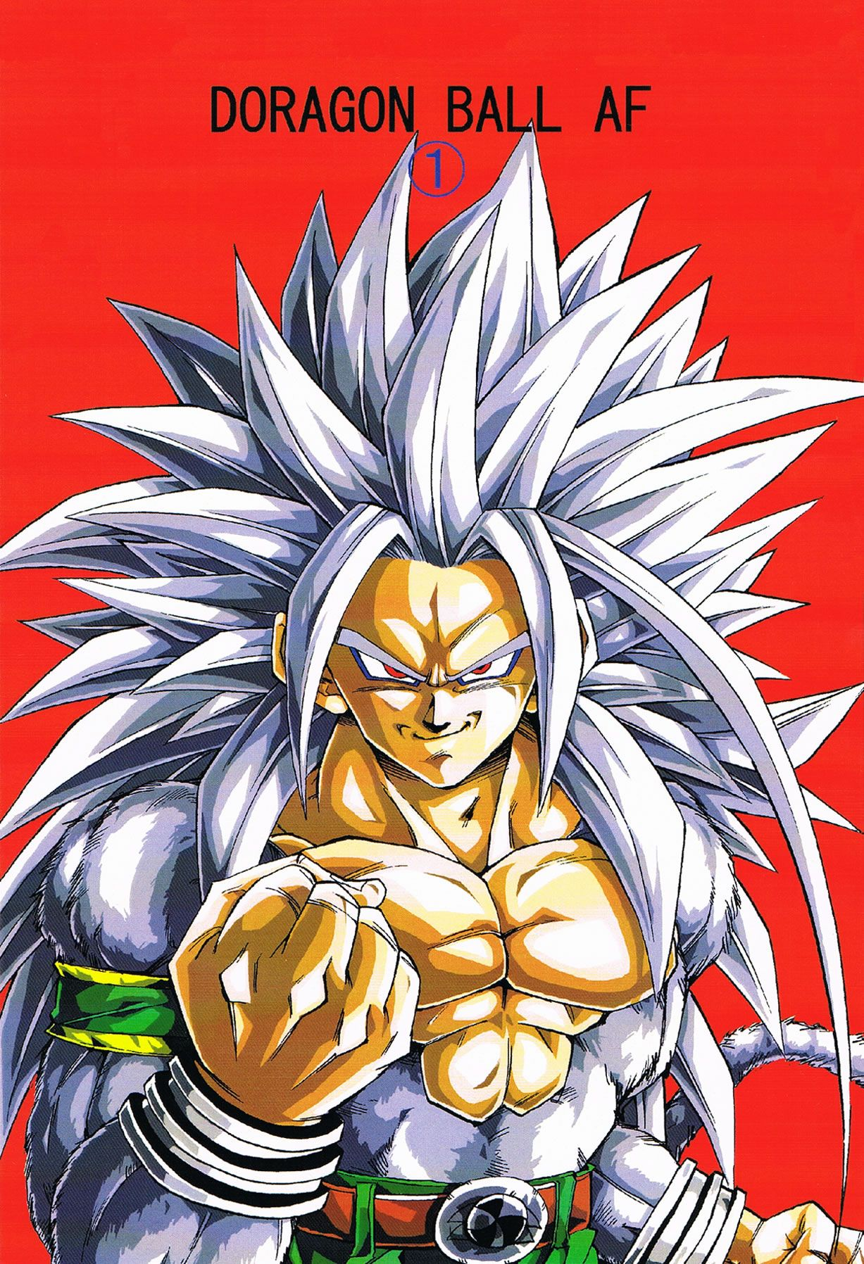 Joker Reader Dragon Ball Af Chapter 1 Super Sayajin Desenhos Dragonball Personagens De Anime