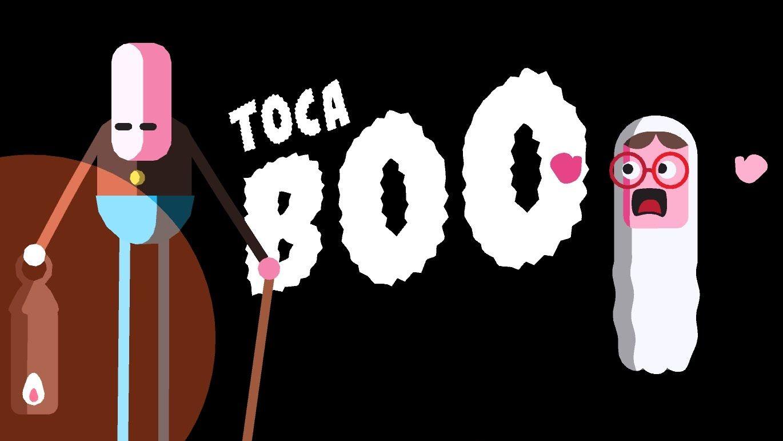 toca boo halloween app for kids by toca boca ipad iphone