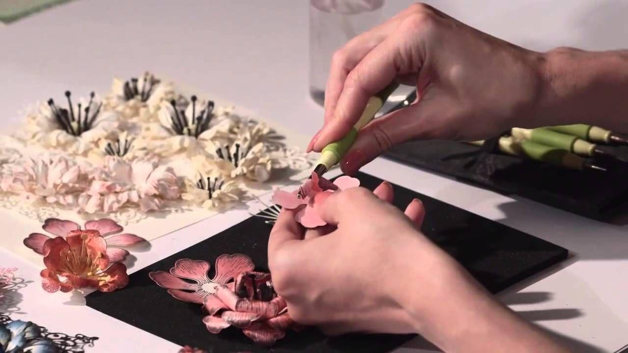 Heartfelt Creations Arianna Blooms Collection