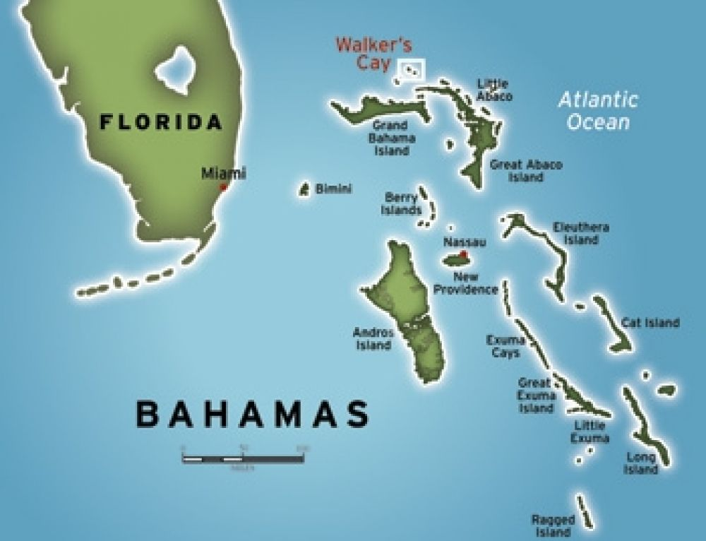 Map Of Florida And Bahamas 2 The Bahamas  off the coast of Florida (With images) | Exuma
