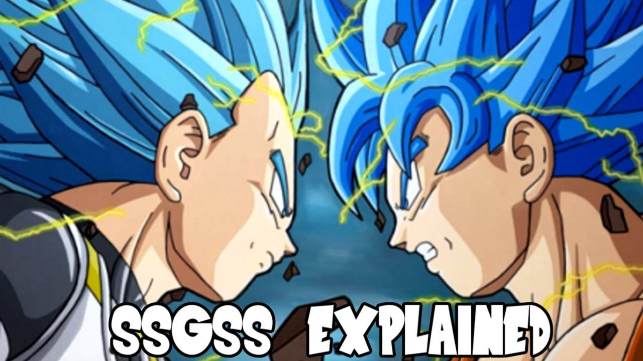 How Goku And Vegeta Learned Super Saiyan God Super Saiyan Anime Dragon Ball Super Goku And Vegeta Dragon Ball Super