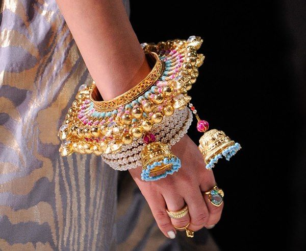 Manish Arora Spring Summer 2013 Collection Amrapali Jewellery Indian Jewelry Sets Indian Jewellery Design Earrings