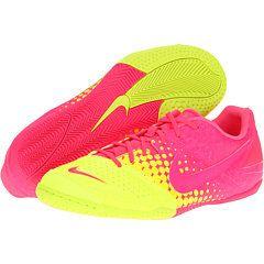 Nike Yellow And Pink Awesome Together 3 Chuteira Futsal Chuteiras Nike