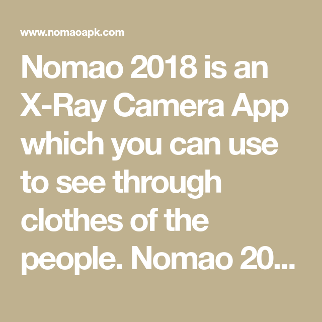 Nomao 2018 Free Download Latest Version For Android And