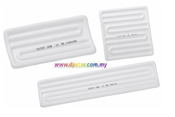 Best In Malaysia Ceramic Infrared Heating Element Infrared Heating Heating Element Ceramic Heater