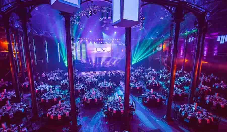 Christmas Party Ideas In London Part - 46: LSO St Lukeu0027s Is A Former Church And Is Now The Home Of The London Symphony