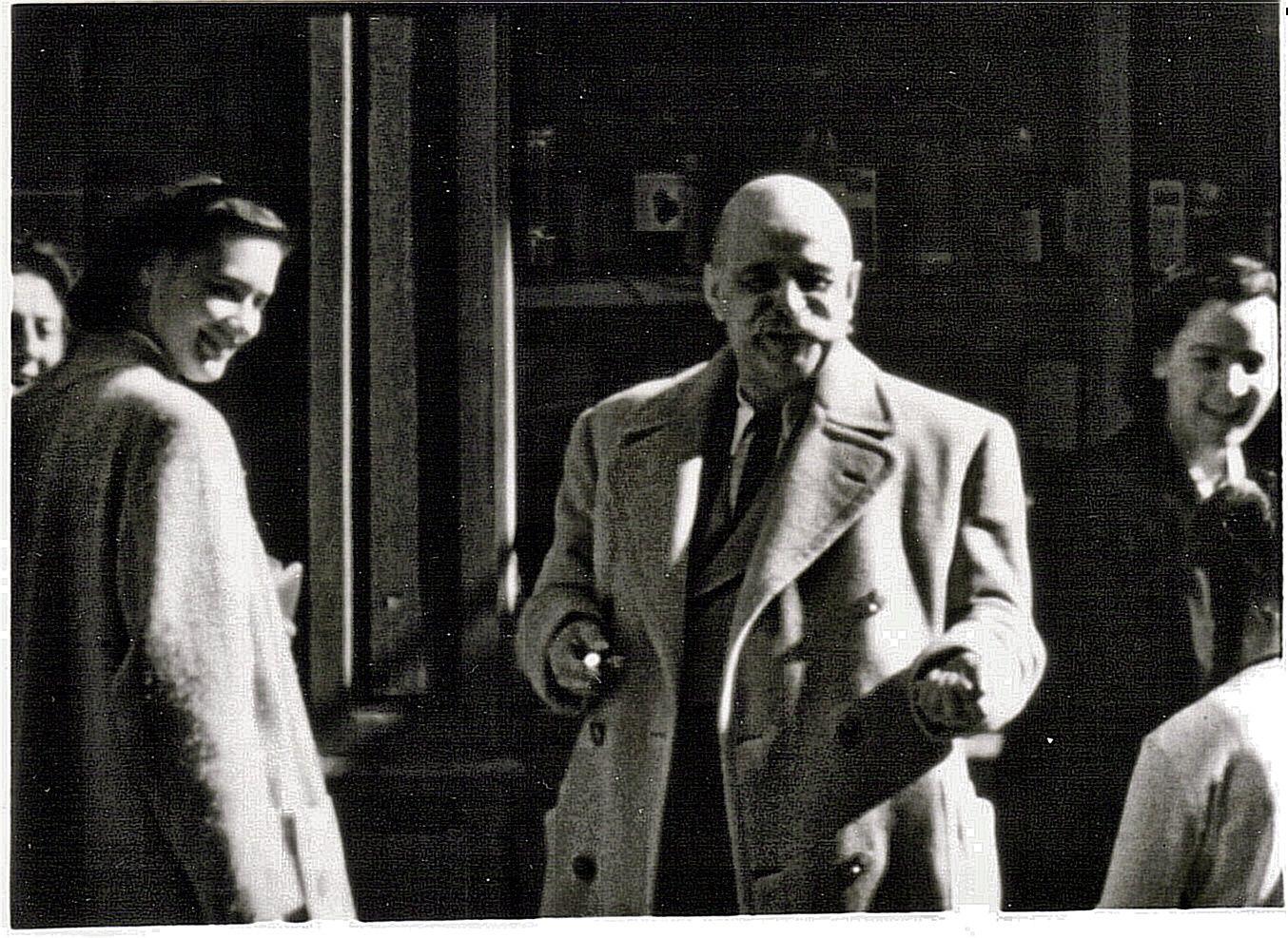 George Ivanovich Gurdjieff (January 13, 1877? – October 29, 1949
