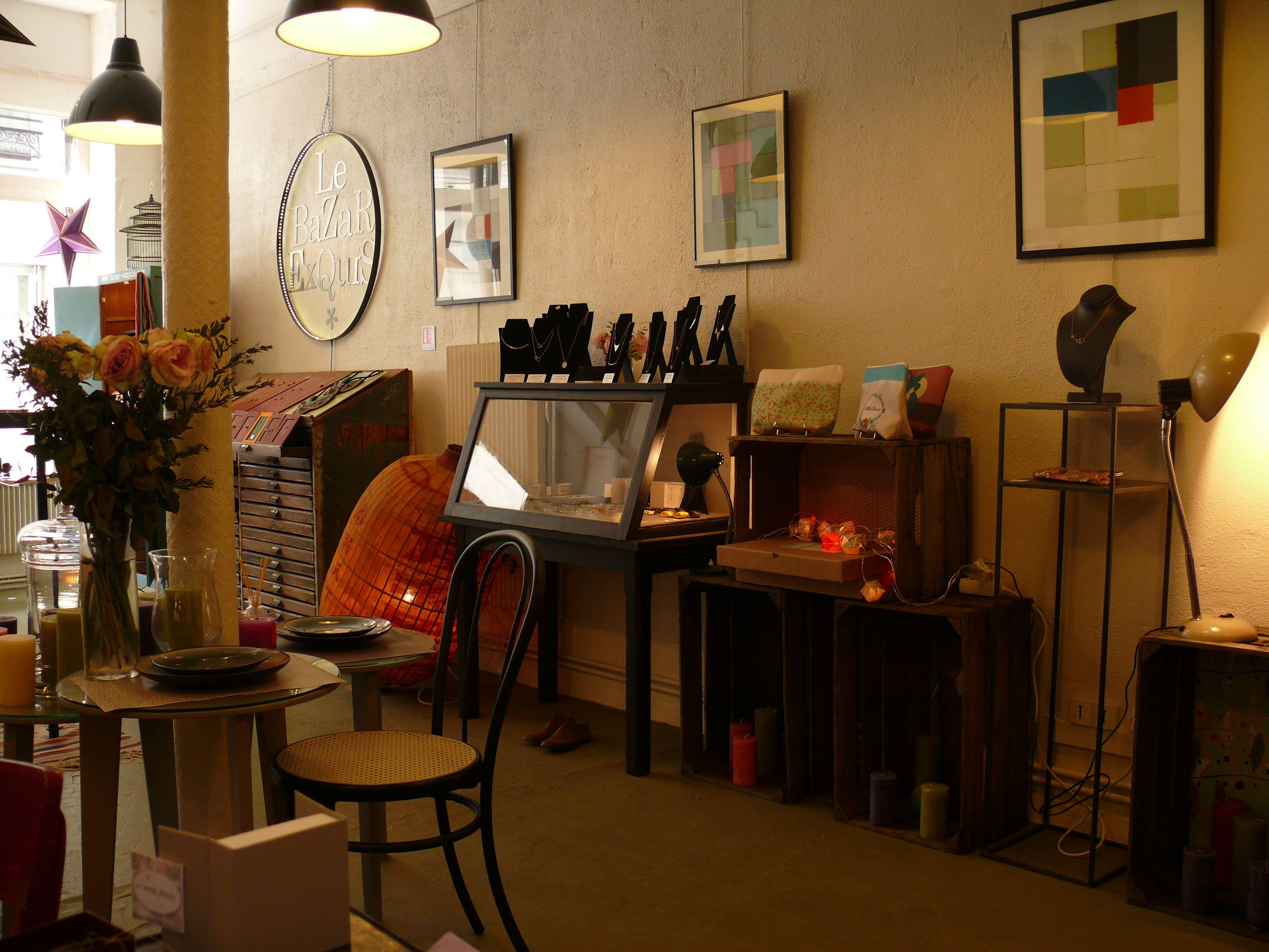 Decouvrez L Atmosphere De La Boutique Des Batignolles Le Bazar Exquis 22 Rue Lemercier 75017 Paris Www Bazar Exquis Com 75017 Paris Boutique Bazar