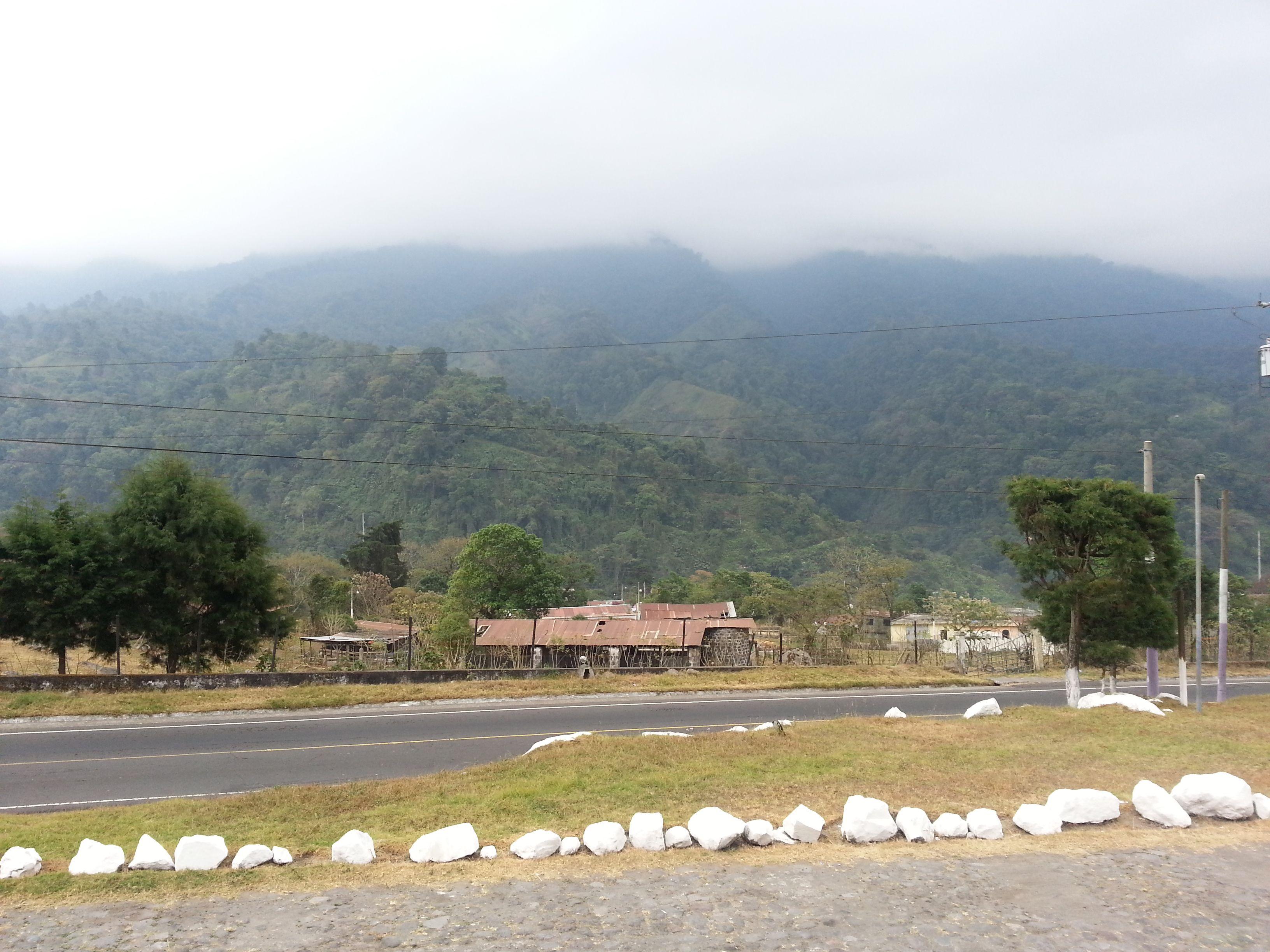 Hidroeléctrica Santa María, Quetzaltenango.