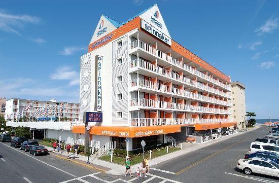Spinnaker Hotel Ocean City Maryland Ocean City Maryland Ocean City Maryland Hotels Ocean City