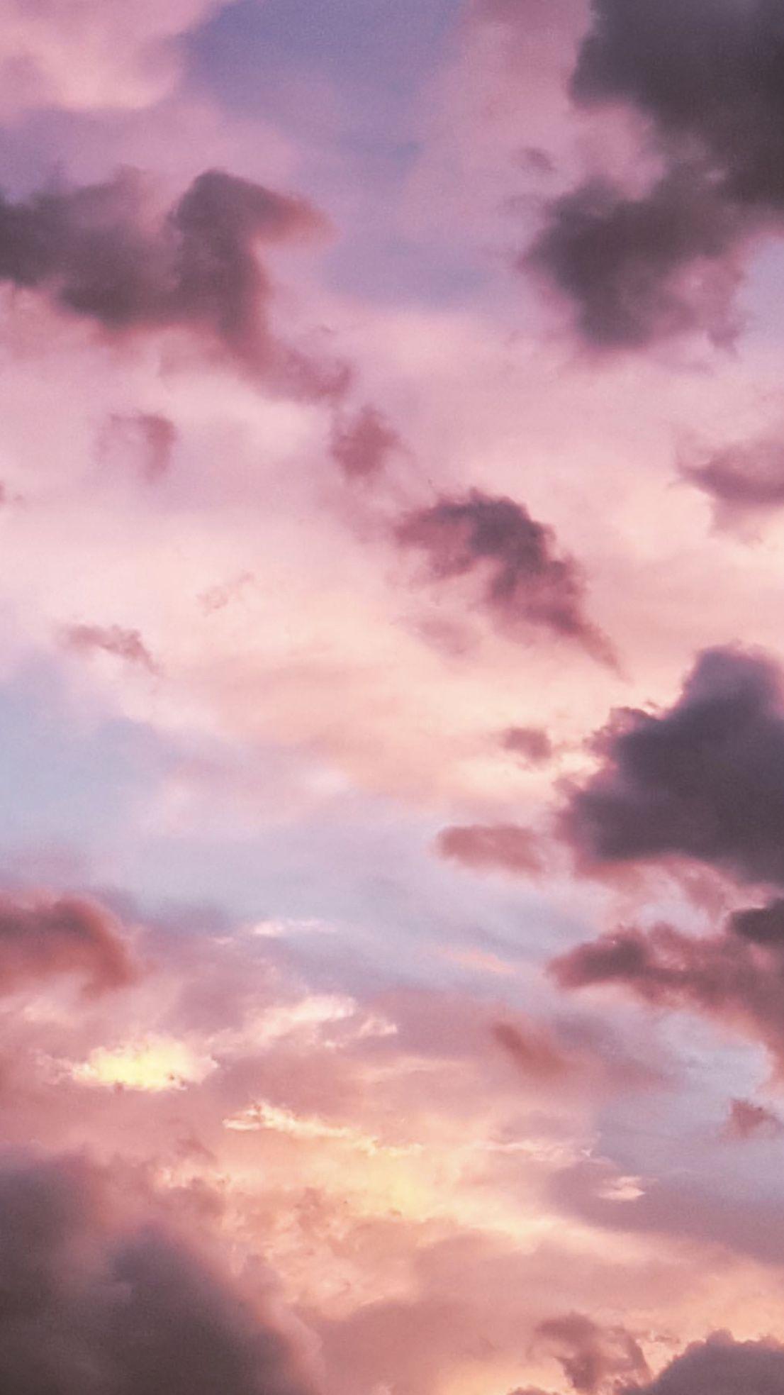 Pin By Jisel On Wallpapers In 2019 Cloud Wallpaper Pink