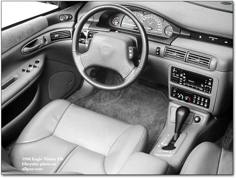 Dodge Intrepid Eagle Vision Chrysler Concorde New Yorker And