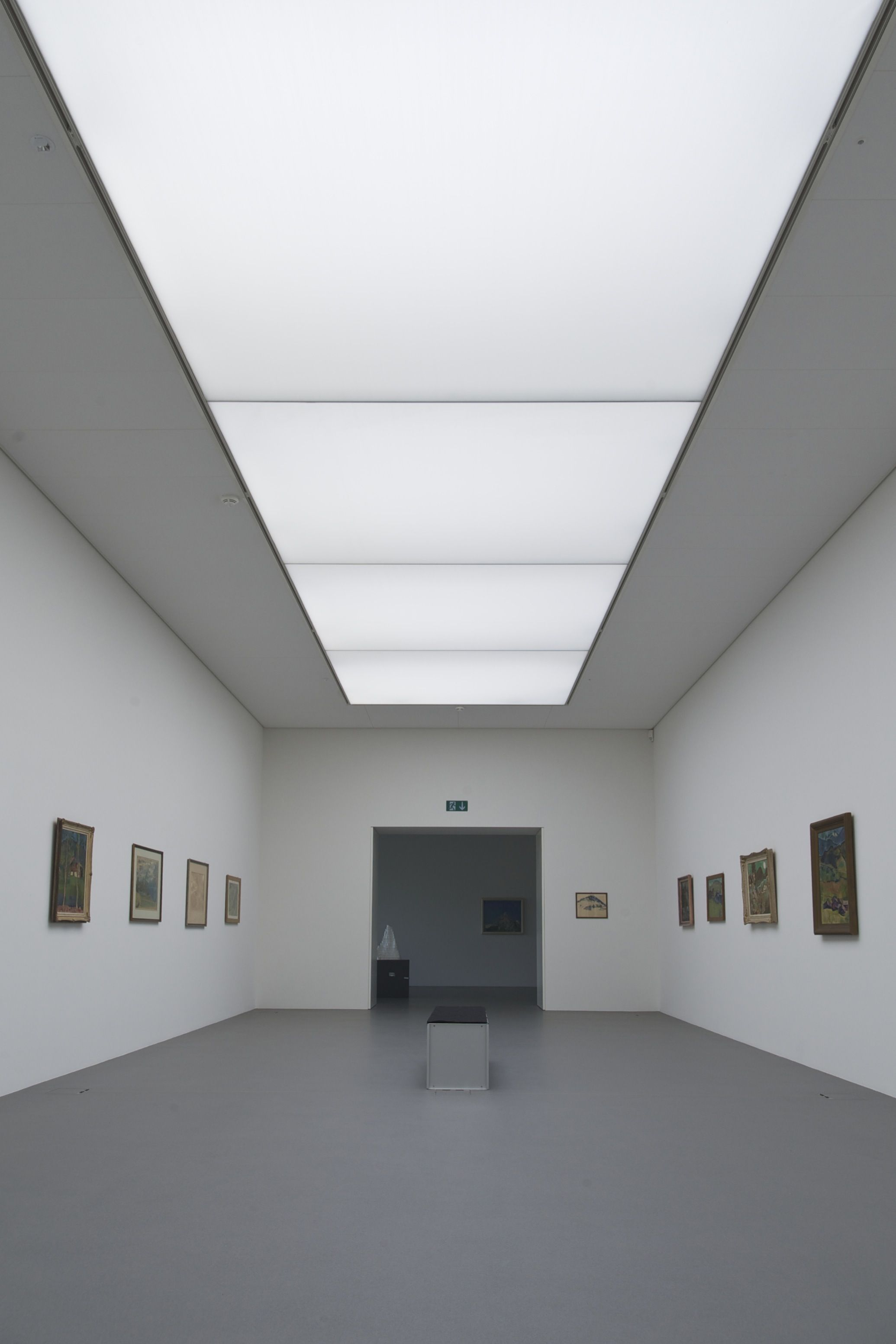Sefar Lightframe Is The Only Fabric Ceiling System