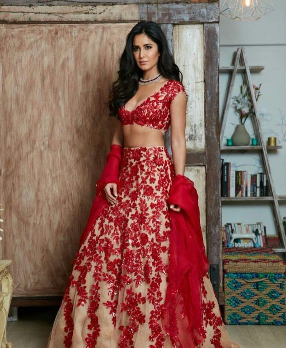 Katrina Kaif Online On Twitter Indian Bridal Outfits Manish Malhotra Lehenga Indian Outfits