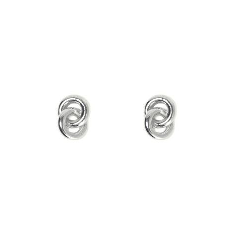 Silver Ida Earrings by Foxy Originals - SET & STYLE (Free Shipping)