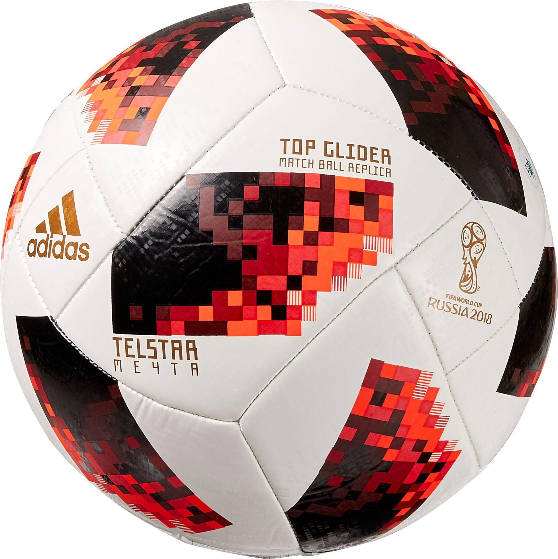 30a224172ff adidas 2018 Fifa World Cup Telstar Mechta Knockout Stage Top Glider Soccer  Ball