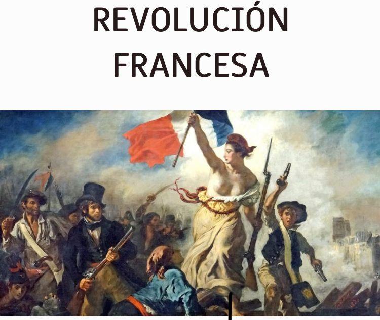Revolución Francesa Conflicto Social Y Político Entre 1789 Y 1799 La Revolución Francesa Fue Un Conflicto Social Revolucion Francesa Revolucion Neoclasicismo