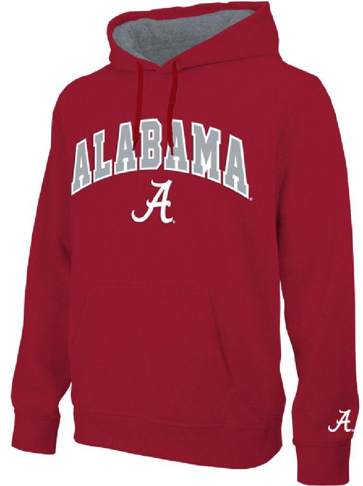 NCAA Alabama Crimson Tide Crimson Embroidered College