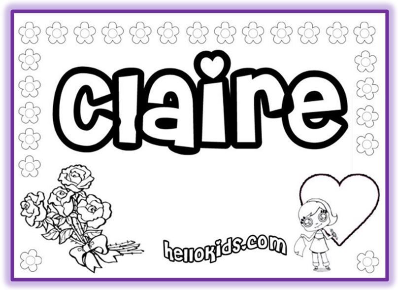 Name Coloring Pages Tons Of First Name Coloring Pages For Both Girls And Boys Print Out Your Students Nam Name Coloring Pages Coloring Pages Classroom Fun