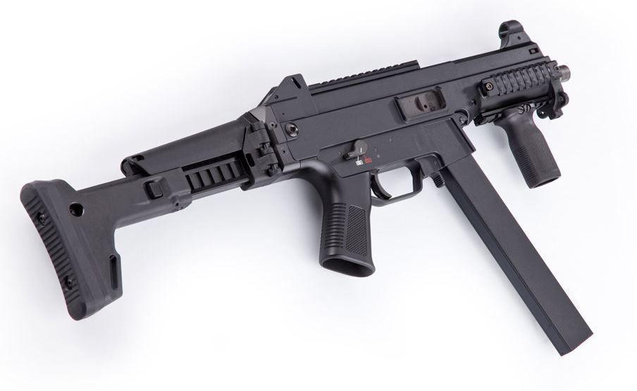 HK USC Converted - 9x19mm   Guns   Guns, Custom guns, Firearms