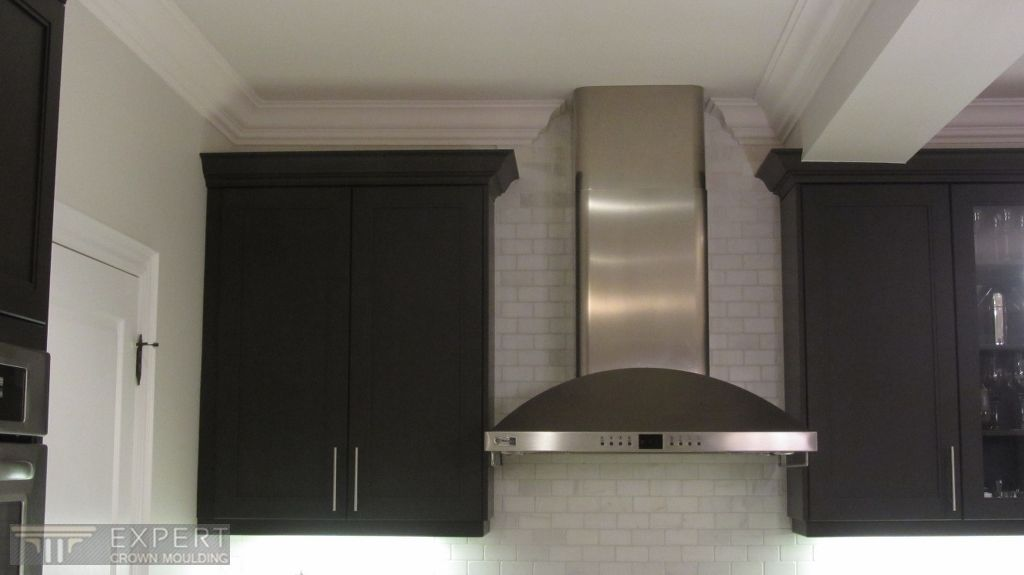 This Is One Of The Ways To Work Around Kitchen Hood Vent Kitchen Hoods Kitchen Home Kitchens
