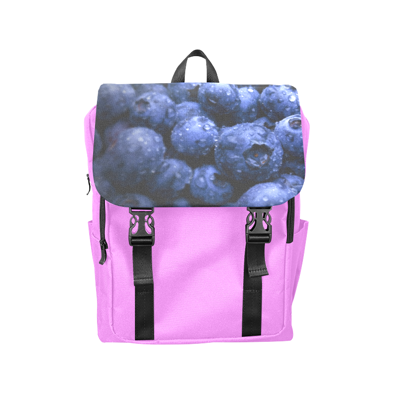 Blueberries Casual Shoulders Backpack. #FREEShipping #artsadd #lbackpacks #fruits