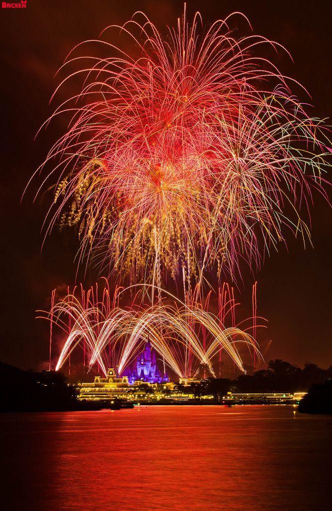 Walt Disney World Wishes! Fireworks | by Tom.Bricker
