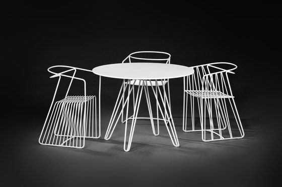 Bistro tables | Garden tables | Limeryk table | Delivié | Tomasz ... Check it out on Architonic