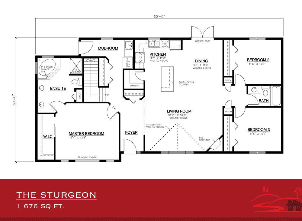 Alberta Modular Homes Floor Plans 2 Bedroom 3 Bedroom