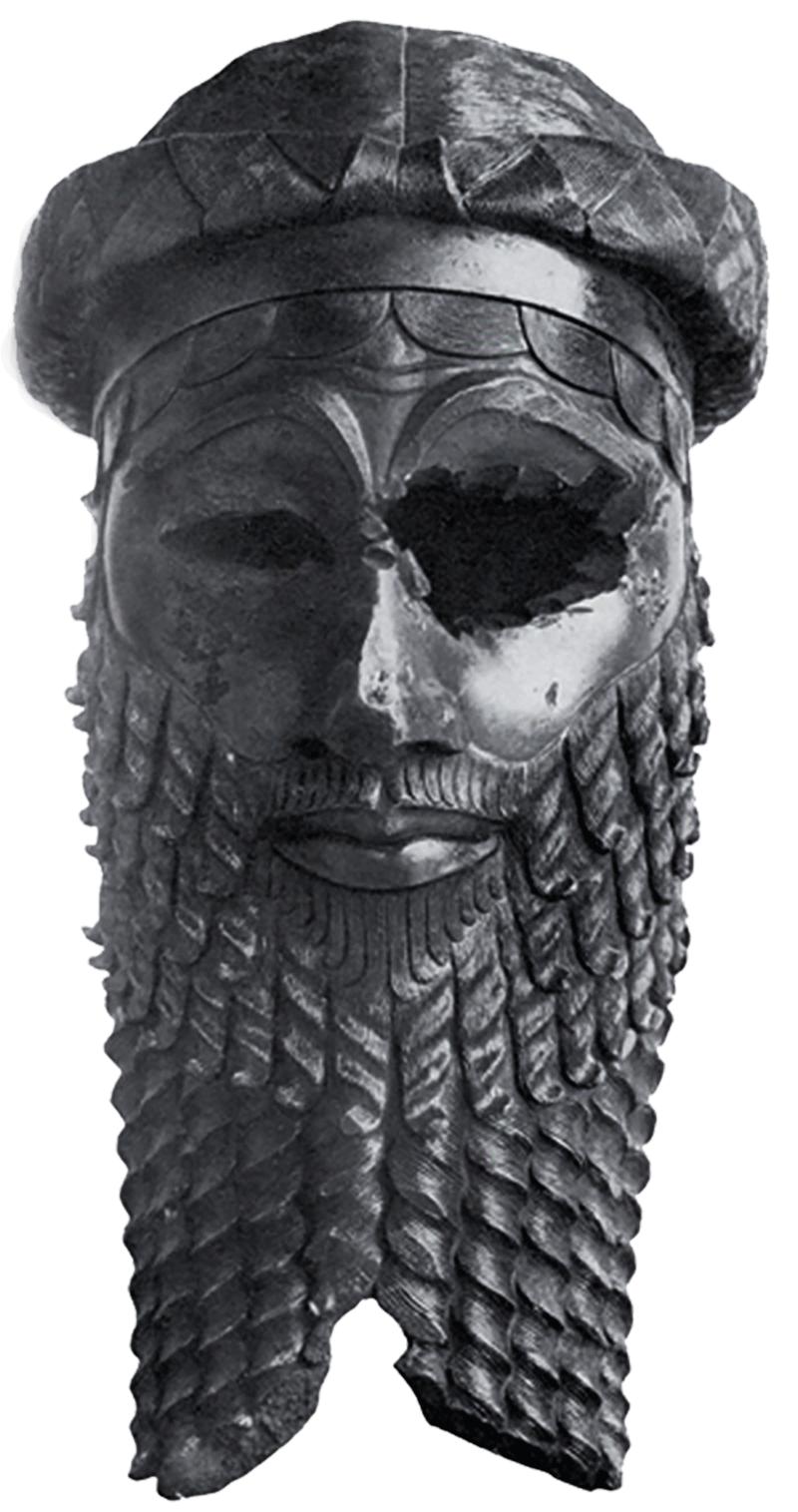سرجون الاكدي Ancient Mesopotamia Akkadian Empire Ancient Near East
