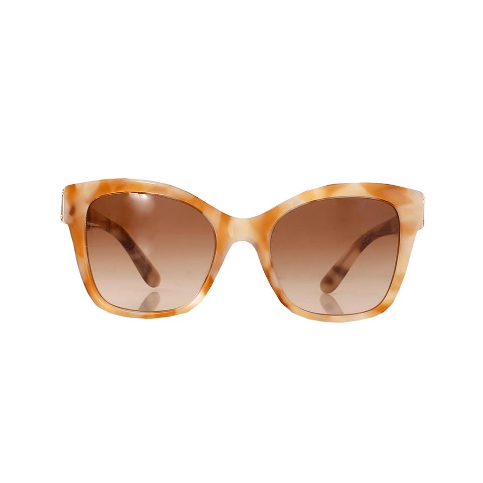 a0b2758c47 DOLCE   GABBANA Havana Sunglasses.  dolcegabbana